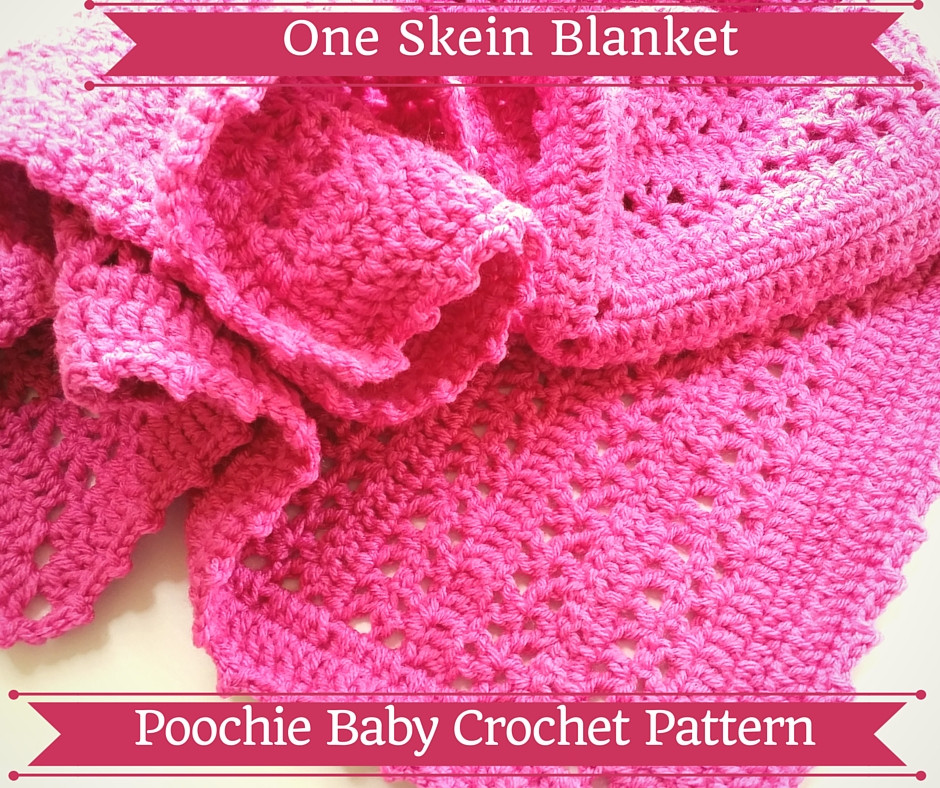 Awesome E Skein Blanket for Babies Crochet Pattern Michele One Skein Baby Blanket Of Wonderful 39 Photos One Skein Baby Blanket
