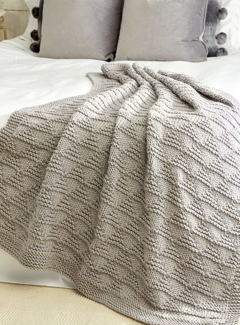 Awesome Easy Afghan Knitting Patterns Knitted Throw Pattern Of Awesome 45 Photos Knitted Throw Pattern