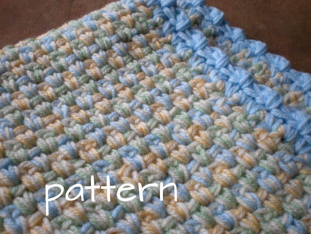 Awesome Easy Baby Blankets to Crochet for Beginners Simple Crochet Baby Blanket Of Marvelous 48 Pictures Simple Crochet Baby Blanket