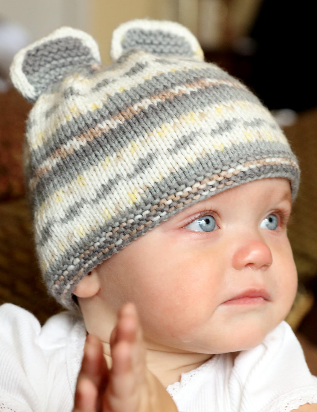 Awesome Easy Baby Knitting Patterns Easy Knit Hat Pattern Free Of Top 45 Pictures Easy Knit Hat Pattern Free