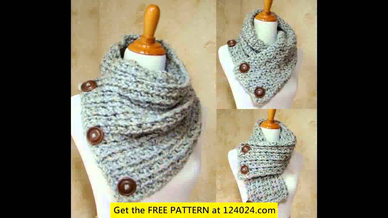 Awesome Easy Crochet Scarf Patterns for Beginners Crochet Scarf Patterns Youtube Of Contemporary 47 Ideas Crochet Scarf Patterns Youtube