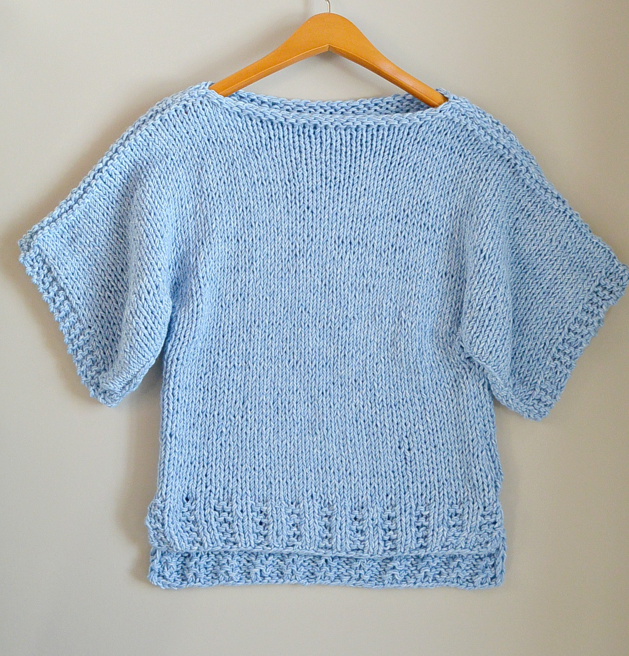 """Awesome Easy Knit Boxy T Shirt """"jeans"""" Pattern – Mama In A Stitch Knitting Patterns for Dog Sweaters for Beginners Of Luxury 41 Pictures Knitting Patterns for Dog Sweaters for Beginners"""
