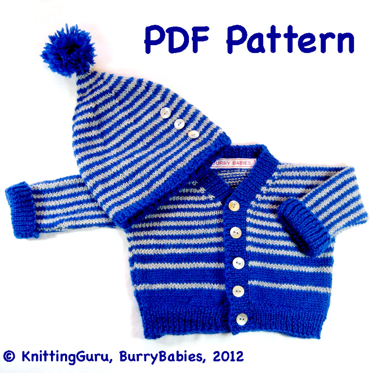 Awesome Easy Knit Striped by Knittingguru Easy Knit Baby Sweater Of Fresh 41 Ideas Easy Knit Baby Sweater