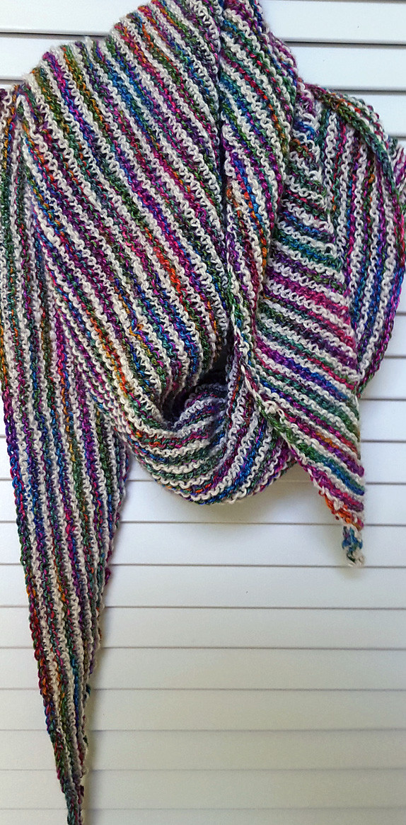 Awesome Easy Shawl Knitting Patterns Easy Knit Shawl Of Fresh 44 Photos Easy Knit Shawl