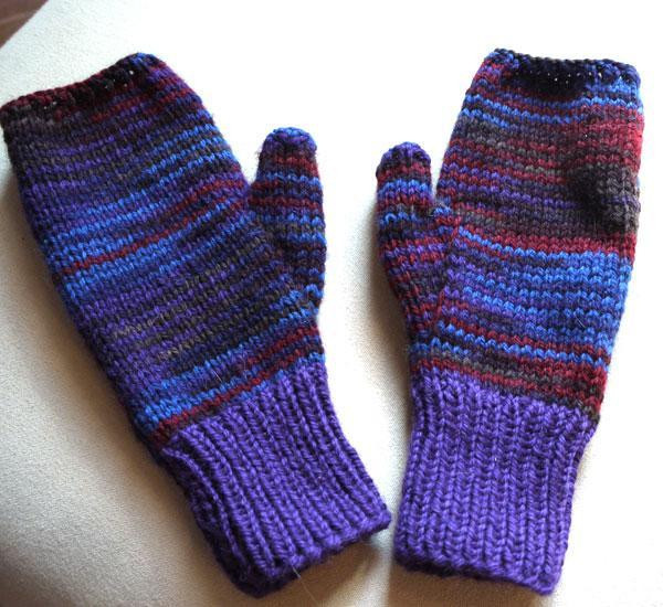 Awesome Easy Two Needle Fingerless Mitts by Mkaryl Design Craftsy Knitted Fingerless Mittens Of Luxury 48 Images Knitted Fingerless Mittens