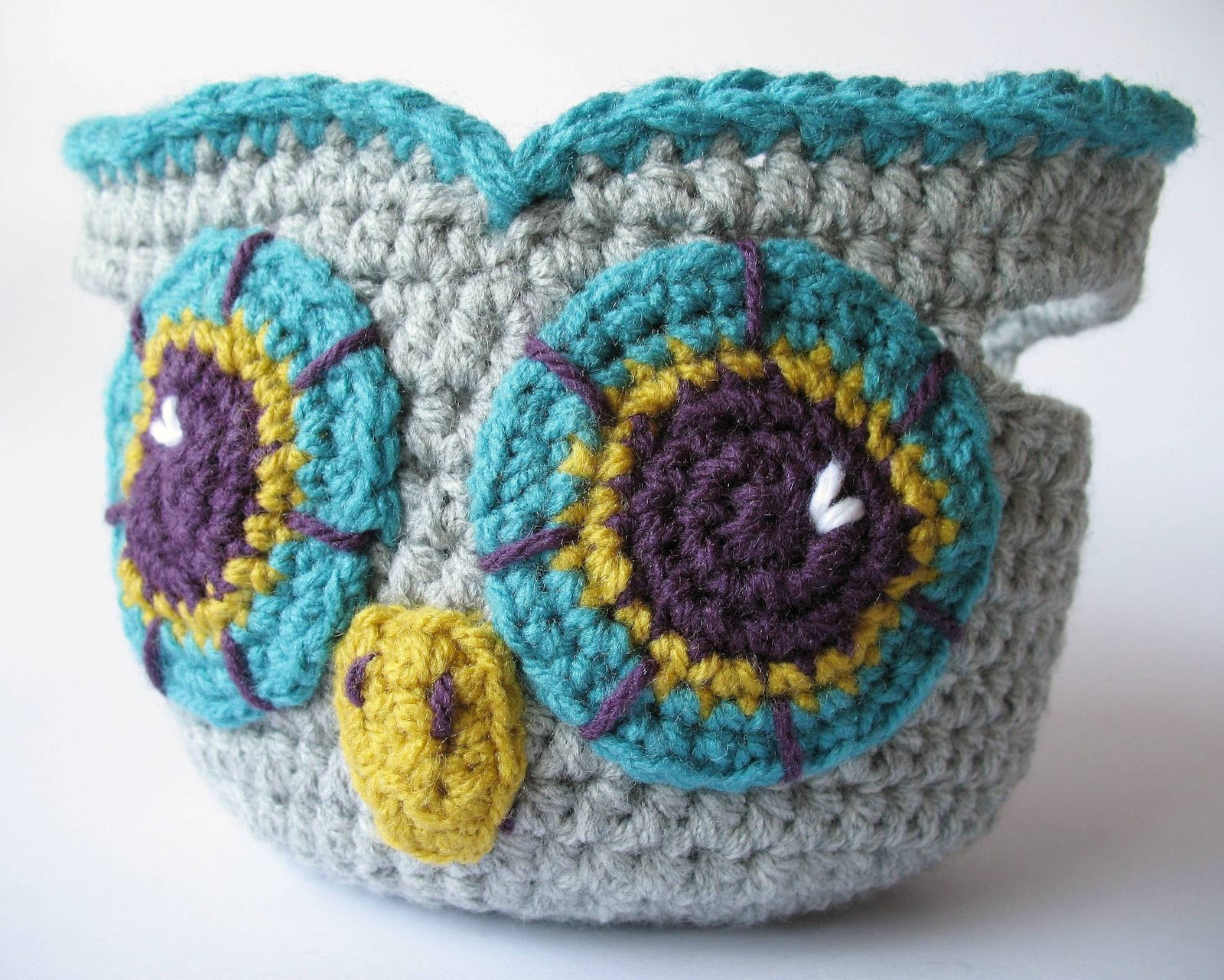 Awesome Eclectic Me Crochet Owl Basket Crochet Owl Basket Of Brilliant 47 Photos Crochet Owl Basket