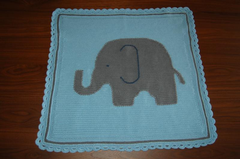 Awesome Elephant Baby Afghan Afghans Crochetville Elephant Baby Blanket Crochet Pattern Of Lovely 43 Pics Elephant Baby Blanket Crochet Pattern