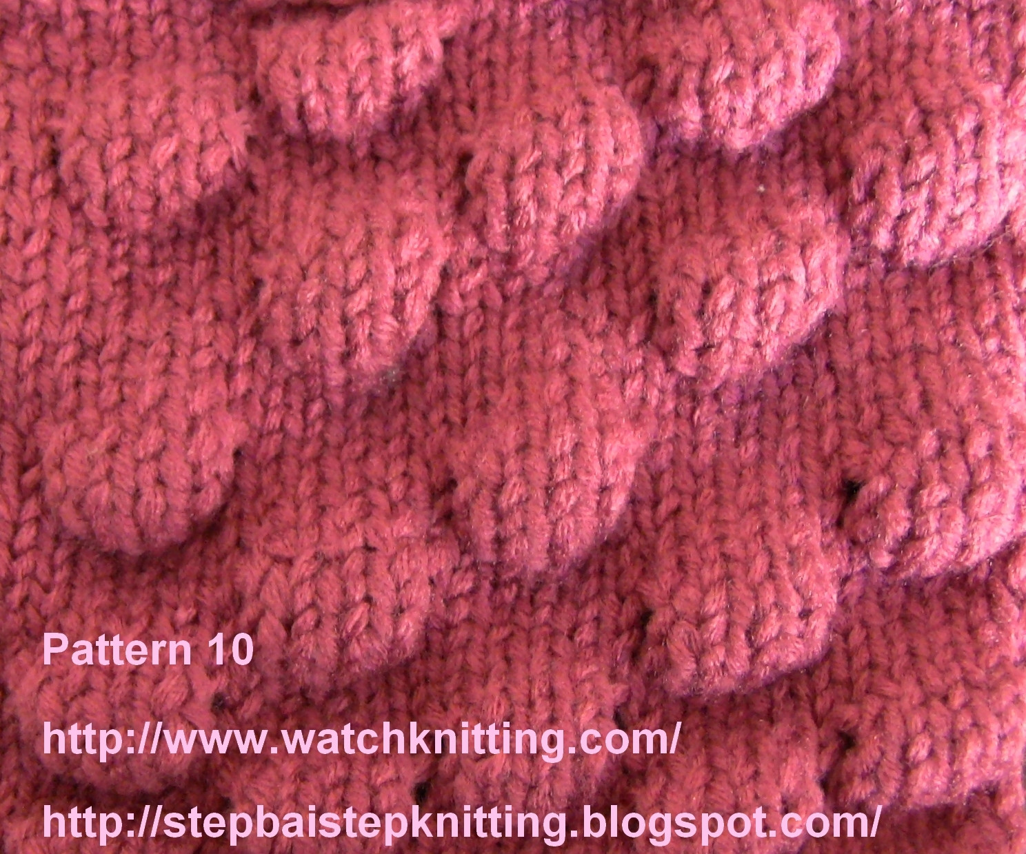 Awesome Embossed Knitting Stitches Knitting Design Of Incredible 42 Images Knitting Design