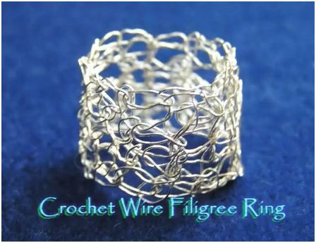 Awesome Famous Jewelry Collections the Beading Gem S Journal Crochet Wire Jewelry Of Attractive 41 Ideas Crochet Wire Jewelry