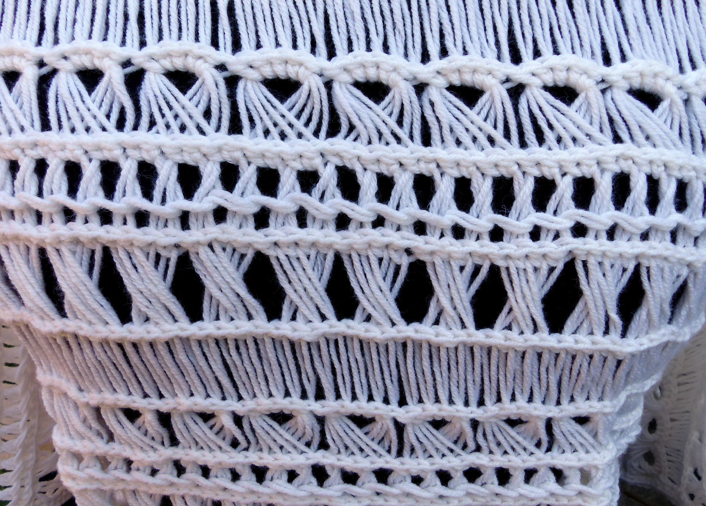 Awesome Fancy Broomstick Lace Stitch Videos Broomstick Crochet Of Amazing 44 Pics Broomstick Crochet
