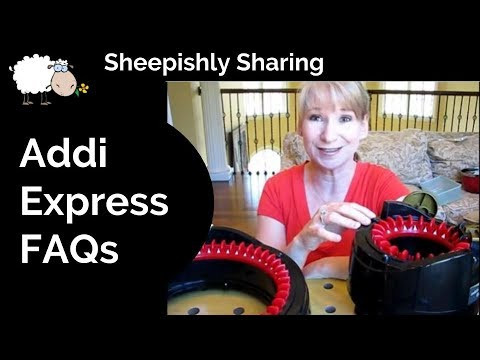 Awesome Faqs for Addi Express Knitting Machines Addi Express Kingsize Knitting Machine Of Delightful 43 Models Addi Express Kingsize Knitting Machine