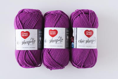 Awesome Favecrafts 1000s Of Free Craft Projects Patterns and More Red Heart Chic Sheep Yarn Of Charming 41 Images Red Heart Chic Sheep Yarn