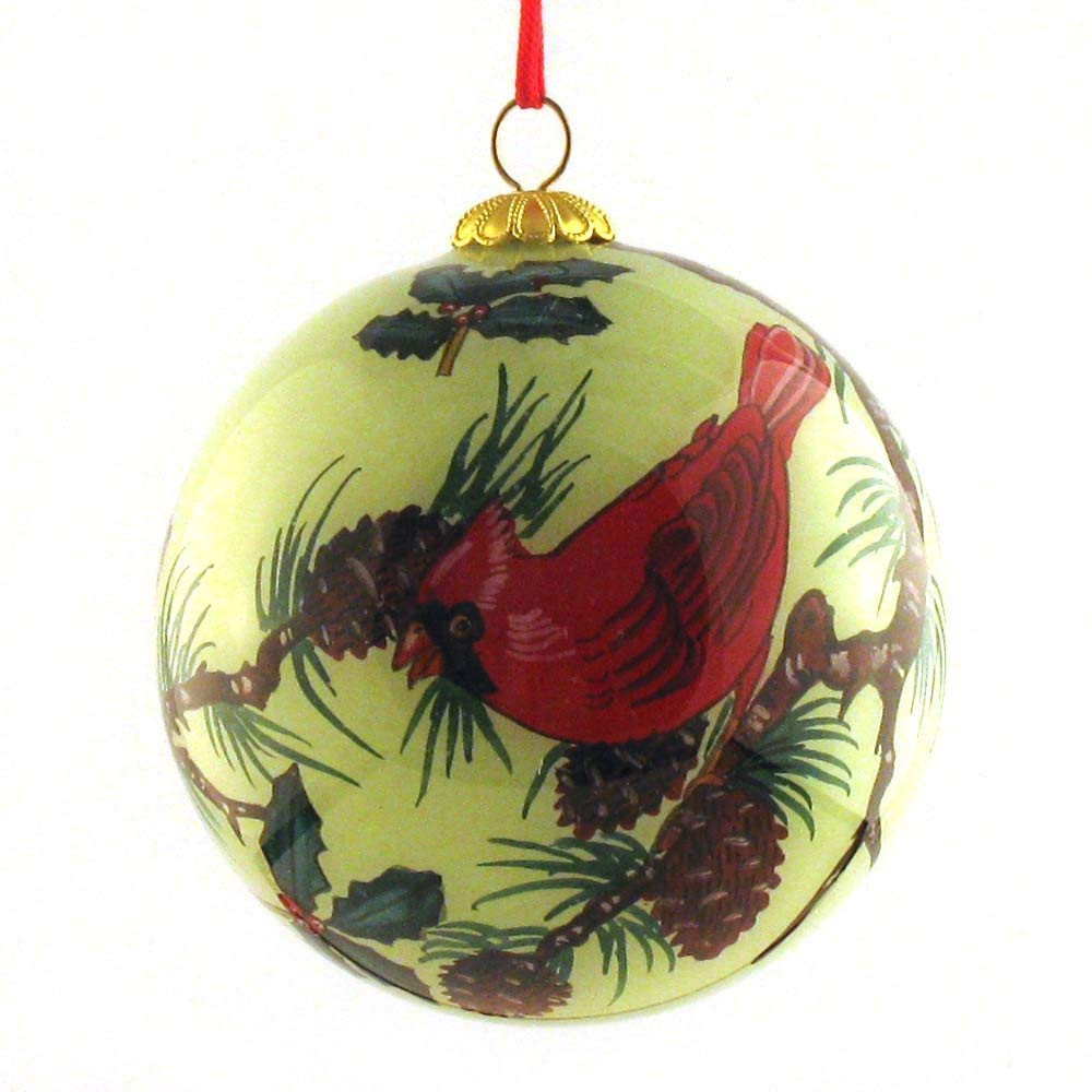Awesome Festive Cardinal Birds Christmas ornaments ornaments On Christmas Tree Of Delightful 46 Images ornaments On Christmas Tree