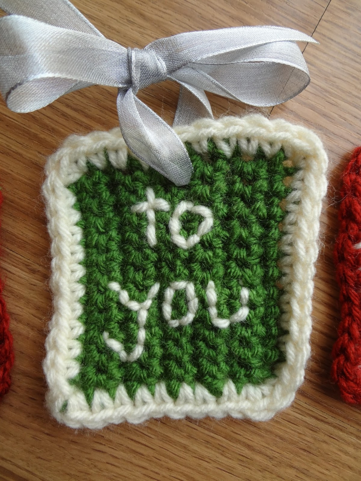 Awesome Fiber Flux Free Crochet Pattern Stitchy Gift Tags Crochet Tags Of Unique 47 Models Crochet Tags