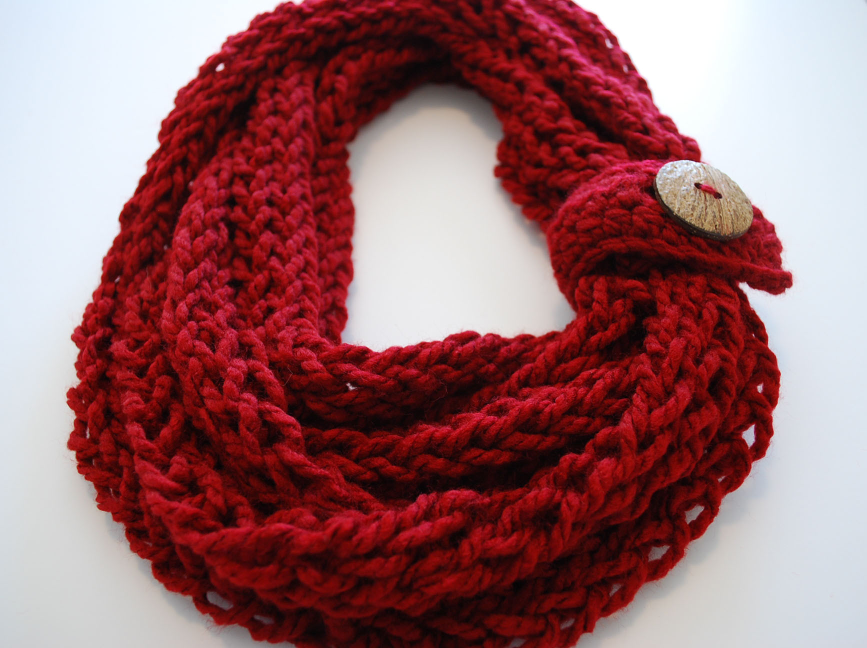 Awesome Finger Knit Infinity Scarf Free Pattern Free Infinity Scarf Pattern Of Marvelous 48 Images Free Infinity Scarf Pattern