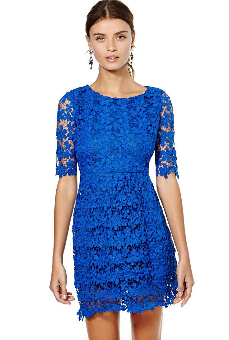 Awesome Floral Crochet Bodycon Dress Blue Crochet Dress Of Wonderful 40 Pics Blue Crochet Dress