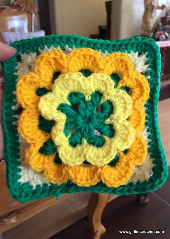 Awesome Flower Granny Square Crochet for Beginners Granny Square Of Unique 49 Ideas Crochet for Beginners Granny Square