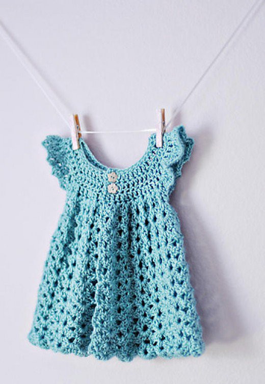 Awesome Free Baby Girl toddler Crochet Dress Patterns From Worsted Crochet Newborn Dress Of Perfect 42 Images Crochet Newborn Dress