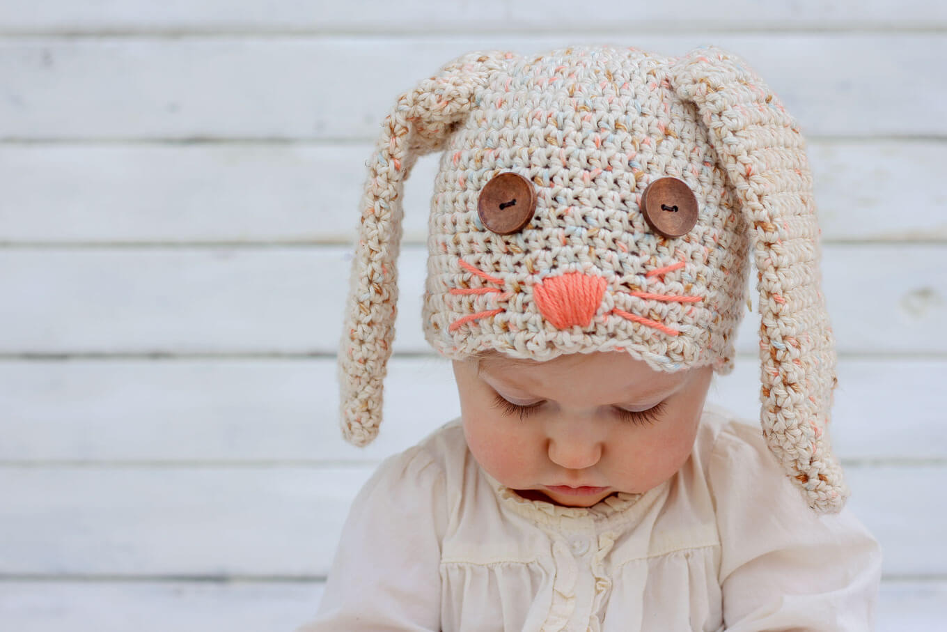Awesome Free Crochet Baby toy Pattern An Amigurumi Carrot Rattle Crochet Bunny Hat Of Gorgeous 50 Photos Crochet Bunny Hat