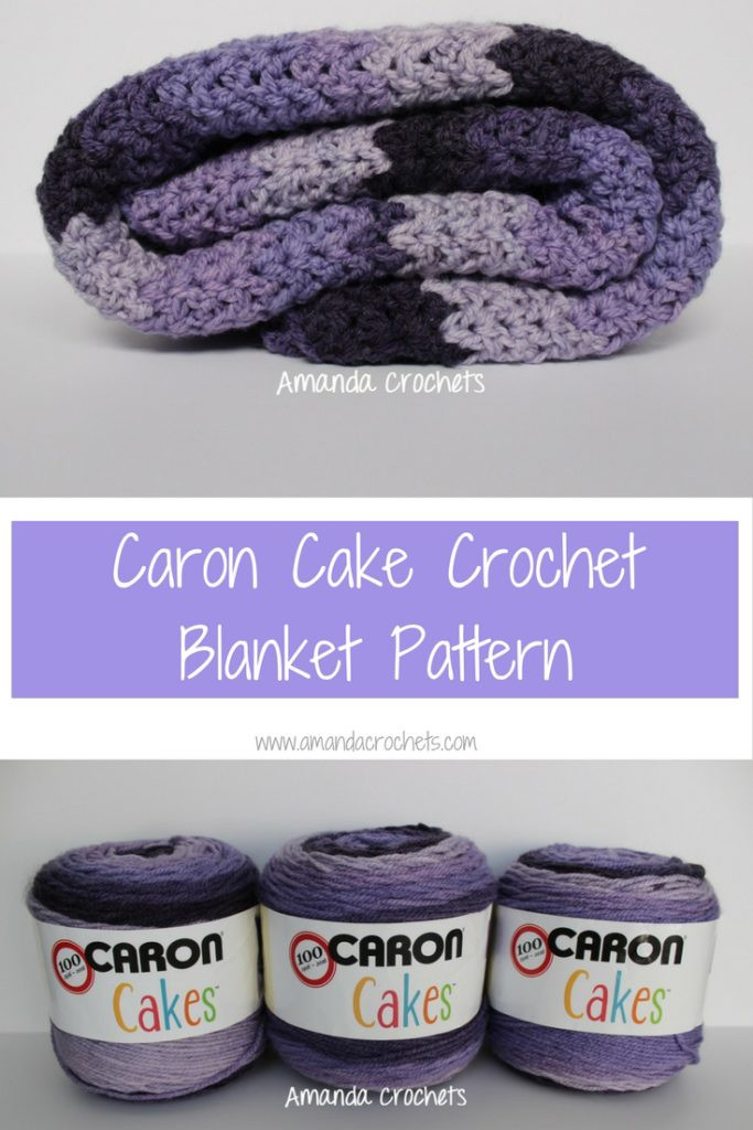 Awesome Free Crochet Blanket Pattern Featuring Caron Cake Yarn Caron Cakes Crochet Patterns Of Luxury 41 Models Caron Cakes Crochet Patterns