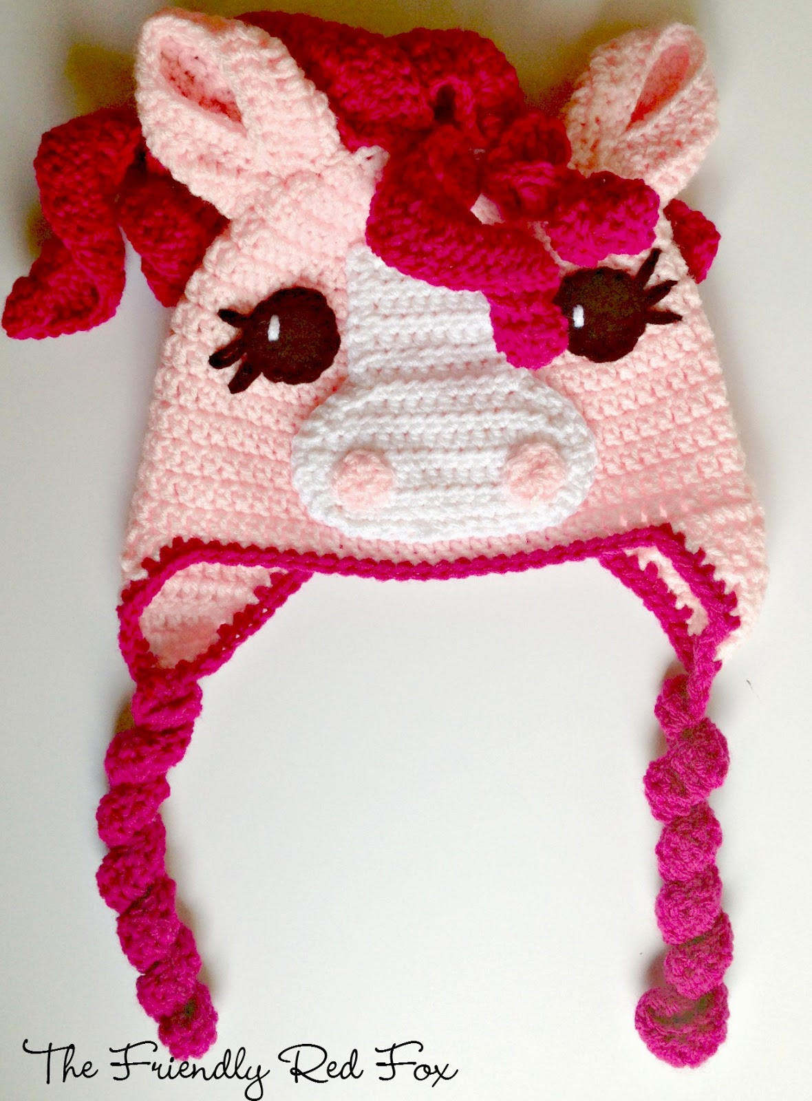 Awesome Free Crochet Little Pony Hat thefriendlyredfox Crochet Directions Of Lovely 43 Photos Crochet Directions