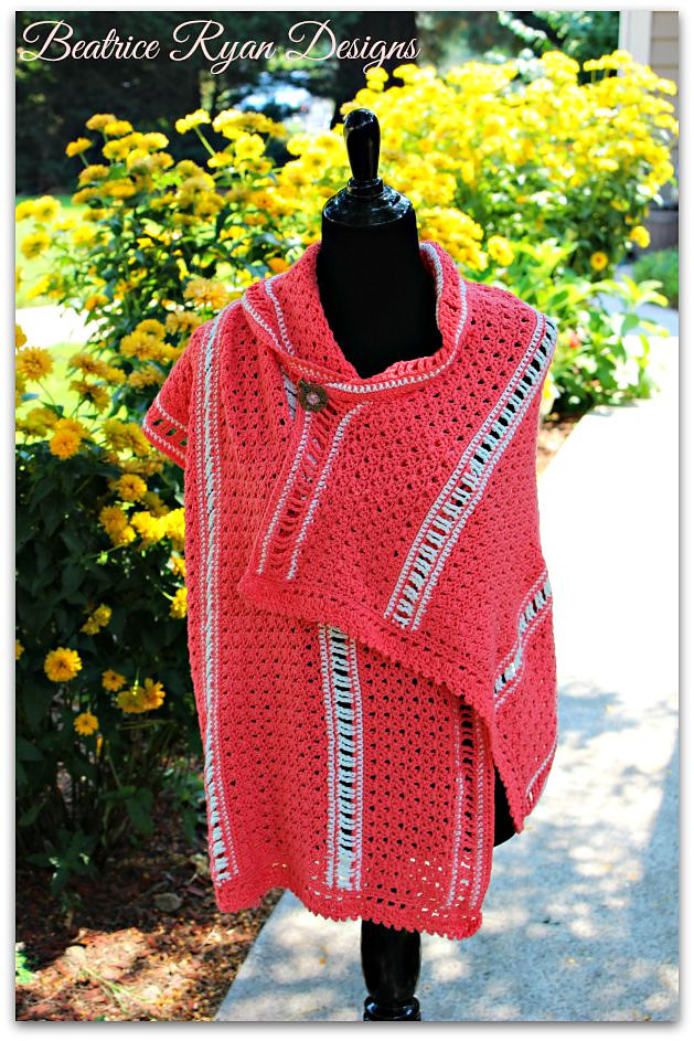 Awesome Free Crochet Pattern Amazing Grace Summer Shawl – Make It Prayer Shawl Patterns Free Of Charming 45 Models Prayer Shawl Patterns Free