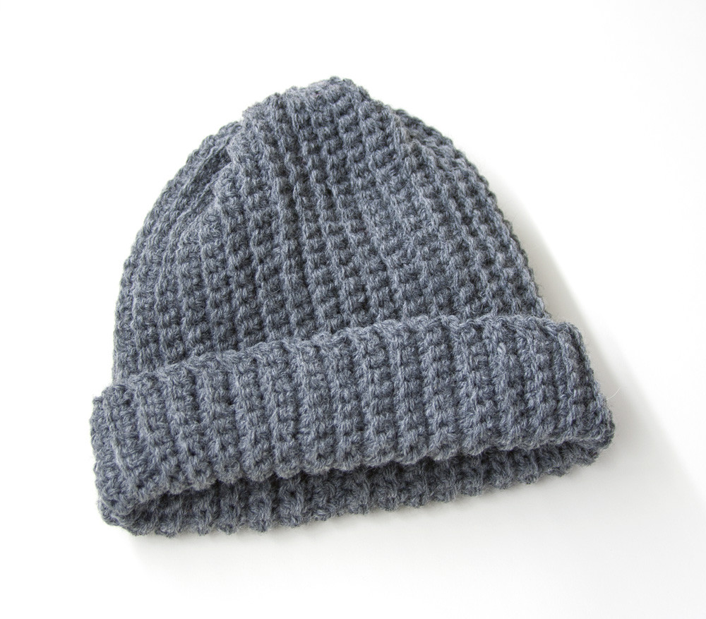 Awesome Free Crochet Pattern Baby Fedora Dancox for Easy Crochet Beanie Pattern Of Charming 45 Ideas Easy Crochet Beanie Pattern