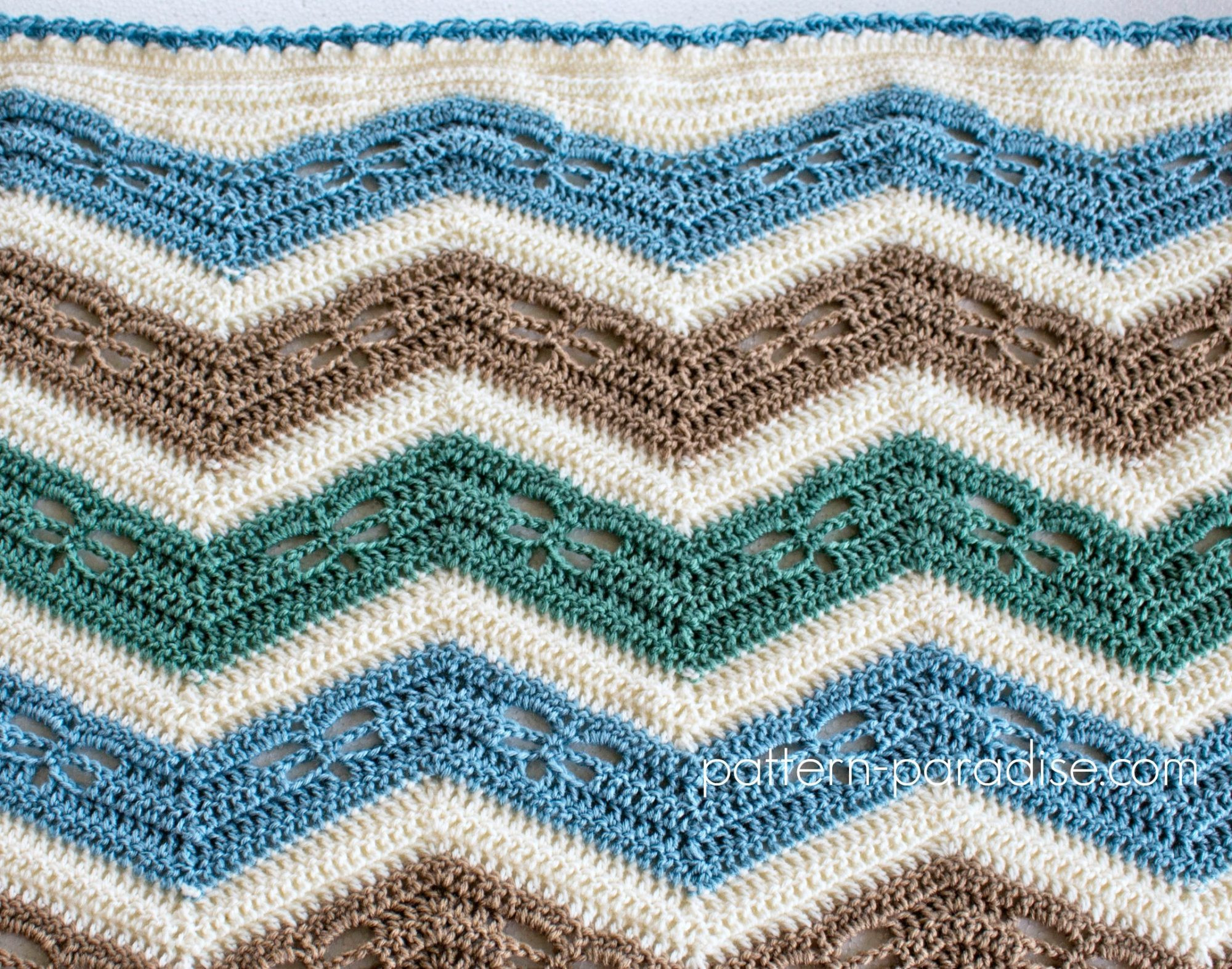 Awesome Free Crochet Pattern Dragonfly Chevron Baby Blanket Chevron Blanket Pattern Of Fresh 50 Photos Chevron Blanket Pattern