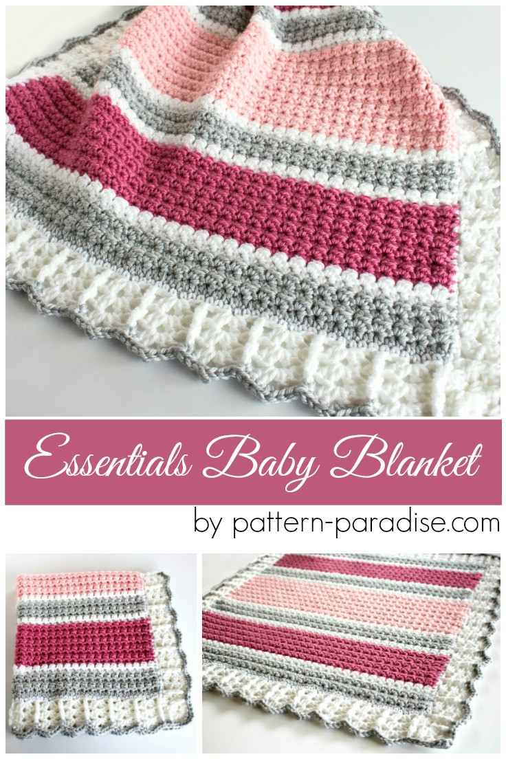 Awesome Free Crochet Pattern Essentials Baby Blanket Crochet Blanket Patterns Youtube Of Innovative 46 Images Crochet Blanket Patterns Youtube