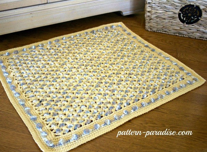Awesome Free Crochet Pattern soothing Pebbles Rug Free Crochet Rug Patterns Of Delightful 48 Pics Free Crochet Rug Patterns