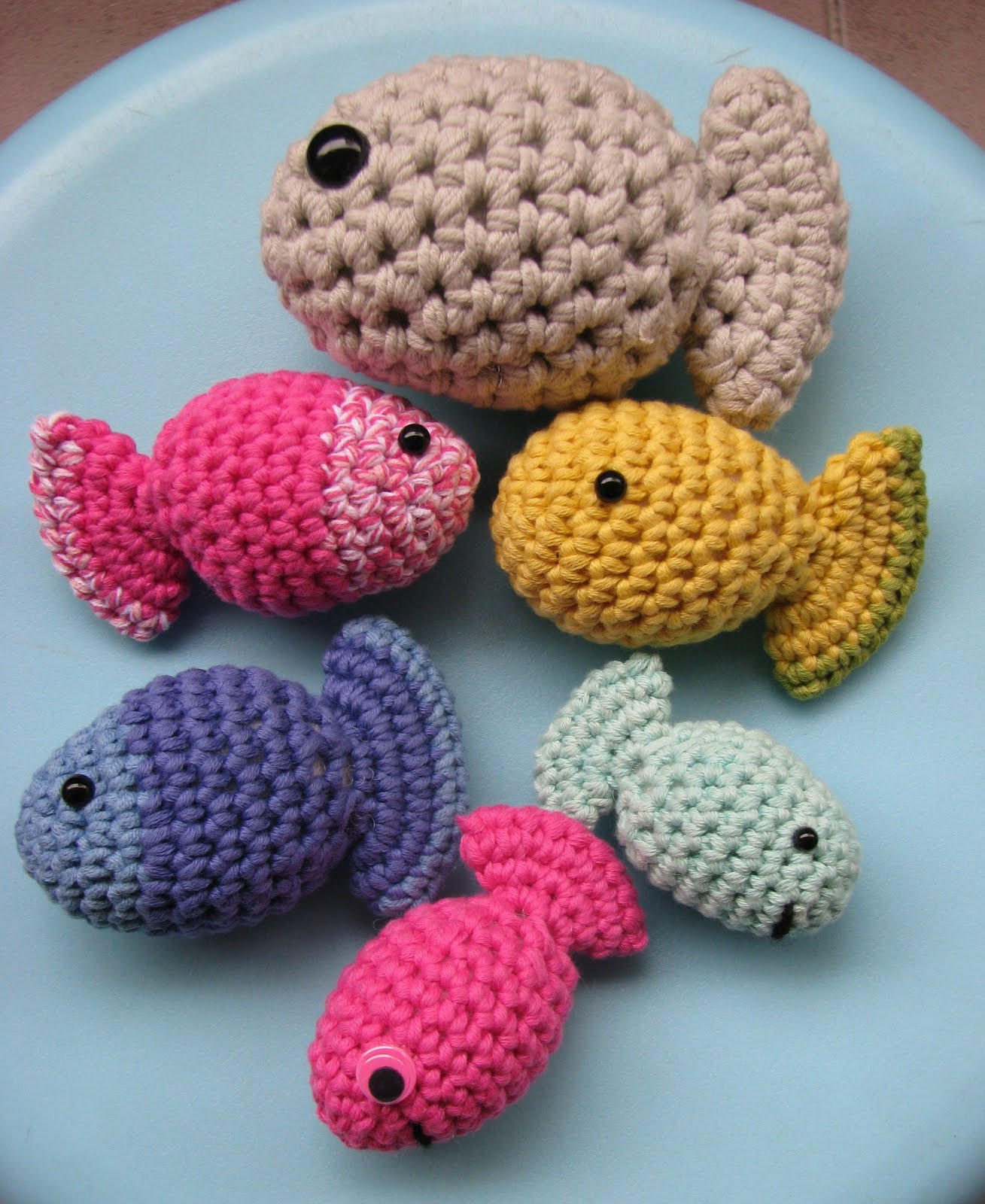 Awesome Free Crochet Patterns Fish Family Craft Handmade Blog Crochet Instructions Of Luxury 47 Models Crochet Instructions