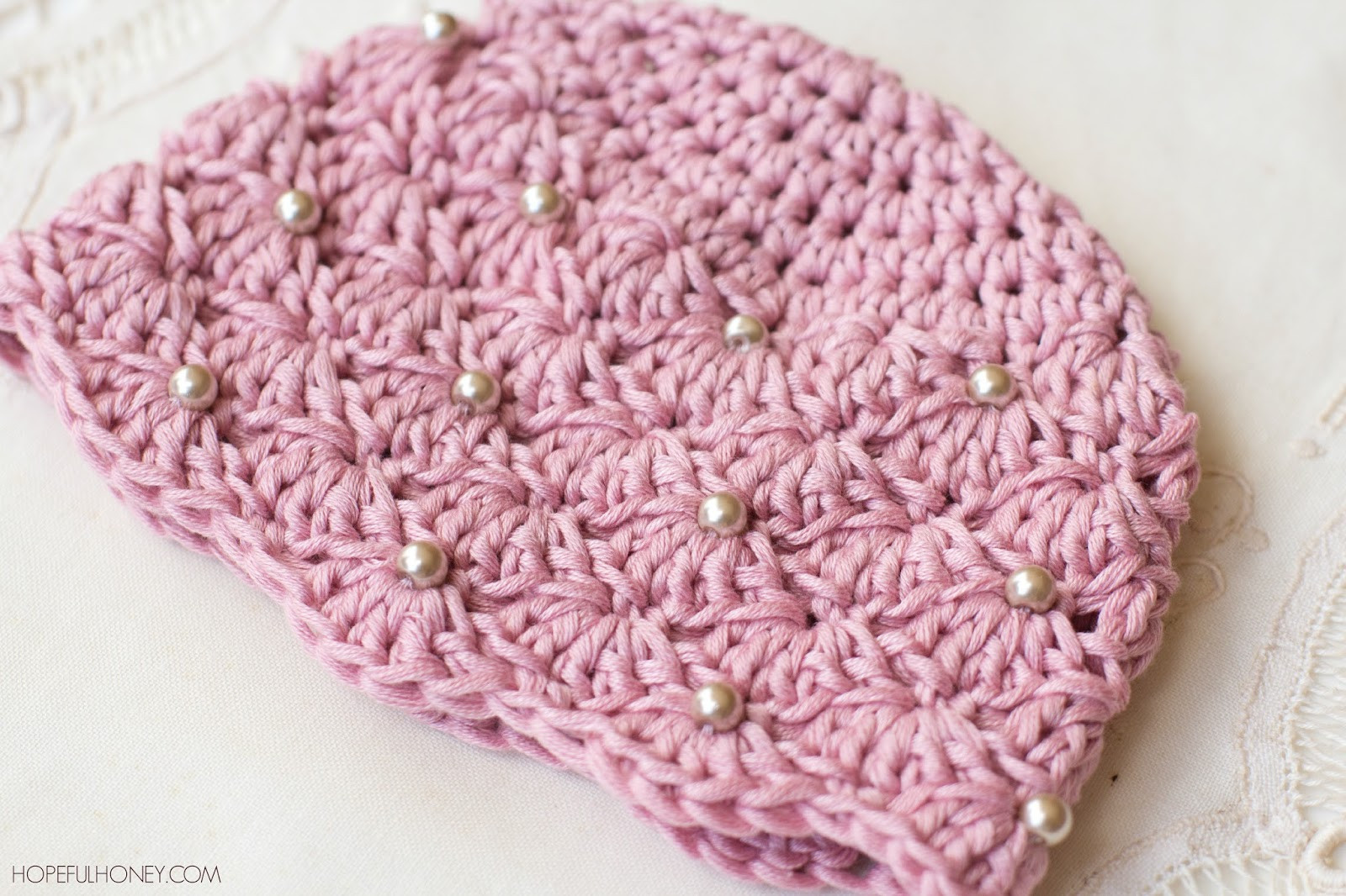 free crochet patterns for girls hats