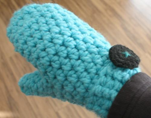 Free Crochet Patterns Mittens Dancox for