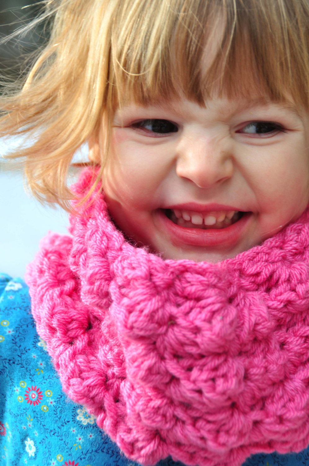 free crochet scarf patterns for children Crochet and Knit