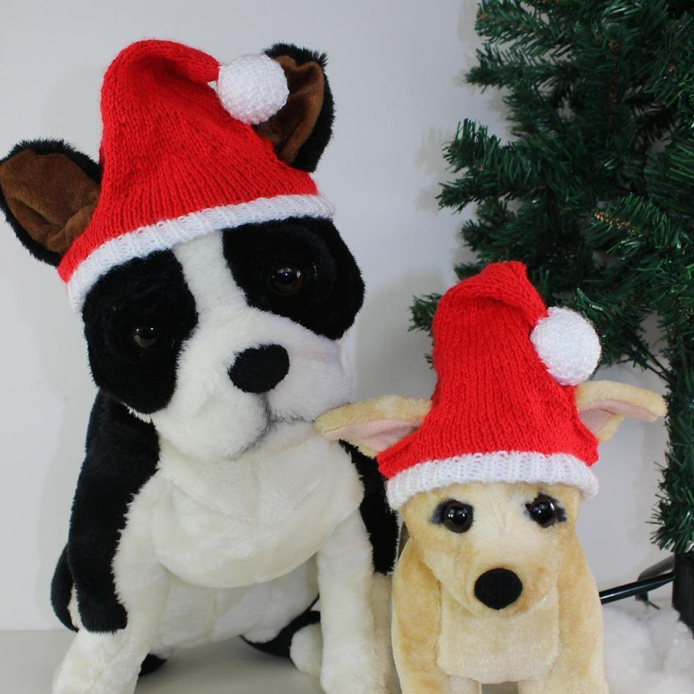 Awesome Free Dog Christmas Santa Hat Knitting Pattern by Knitted Dog Hats Of Innovative 49 Images Knitted Dog Hats