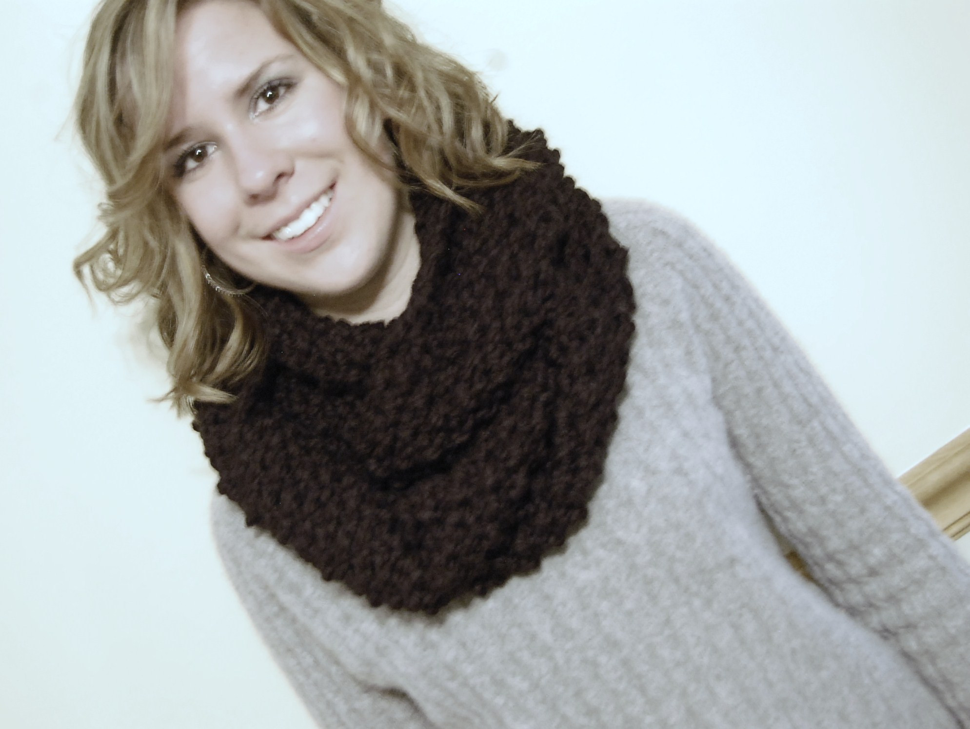 Awesome Free Knit Cowl Pattern Chunky Knit Cowl Scarf Of Gorgeous 41 Pictures Knit Cowl Scarf