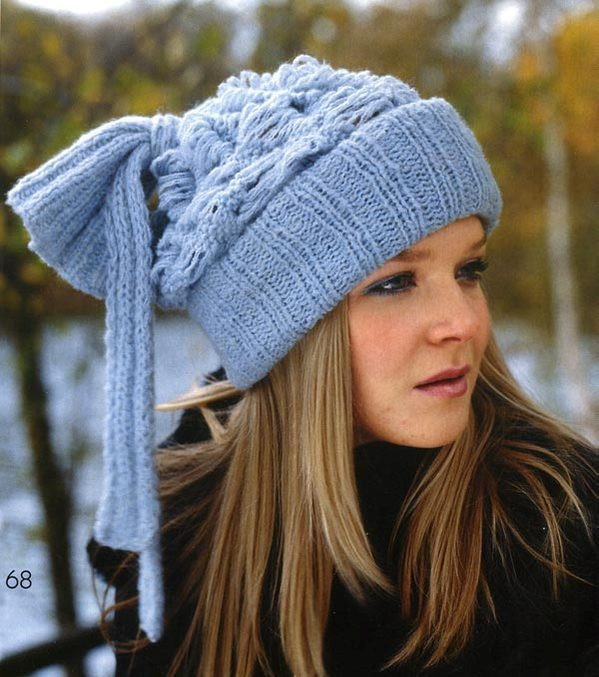 Awesome Free Knitting Pattern La S Knitted Hat Patterns Ladies Knitted Hats Of Adorable 50 Pictures Ladies Knitted Hats