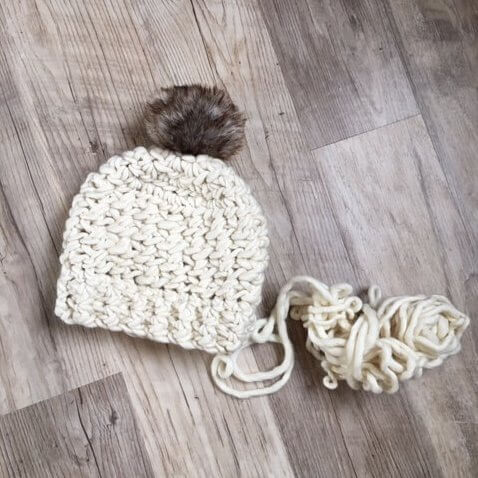 [Free Pattern] Quick And Chunky Crochet Hat To Work Up For