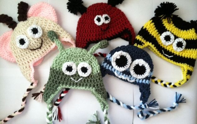 Awesome [free Pattern] Simple Basic Earflap Hat Available In All Basic Crochet Hat Pattern Of Innovative 48 Images Basic Crochet Hat Pattern