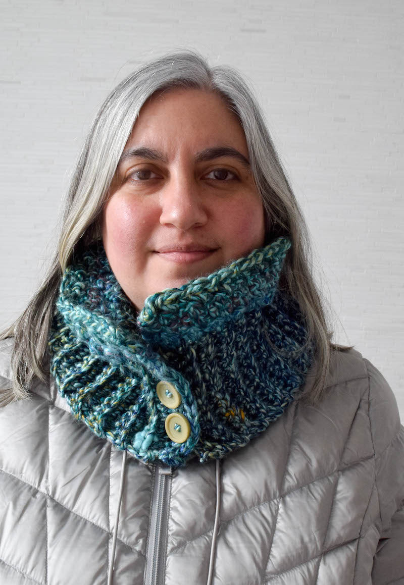 Awesome Free Pattern Textured button Cowl Cowl Scarf Of Innovative 48 Photos Cowl Scarf