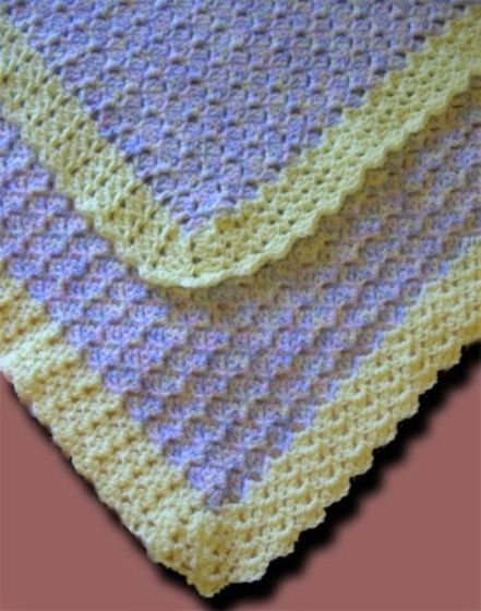 Awesome [free Pattern] This Newbie Shell Afghan Works Up Quickly Easiest Crochet Blanket Of New 50 Images Easiest Crochet Blanket