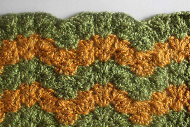 Awesome Free Pattern Triplet Ripple Baby Blanket with Video Crochet Baby Blanket Tutorial Of Top 46 Pics Crochet Baby Blanket Tutorial
