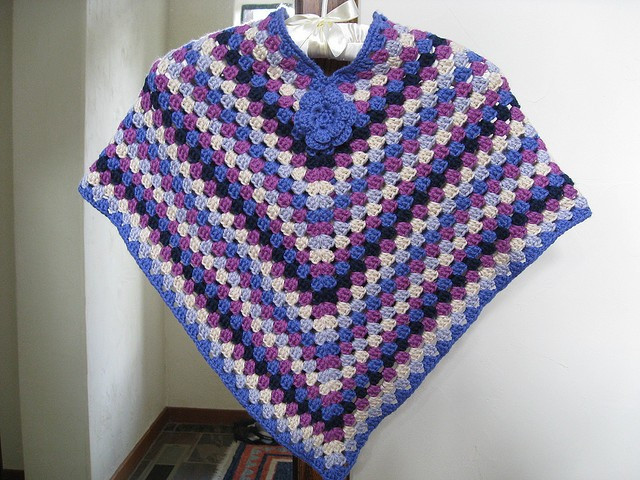 Awesome [free Patterns] 5 Easy Crochet Poncho Patterns for Beginners Baby Poncho Crochet Pattern Of Attractive 40 Photos Baby Poncho Crochet Pattern