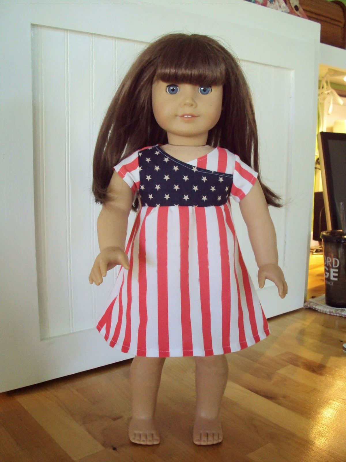 Awesome From the Berri Patch More Free American Girl Doll Clothes American Doll Dresses Of Great 47 Images American Doll Dresses