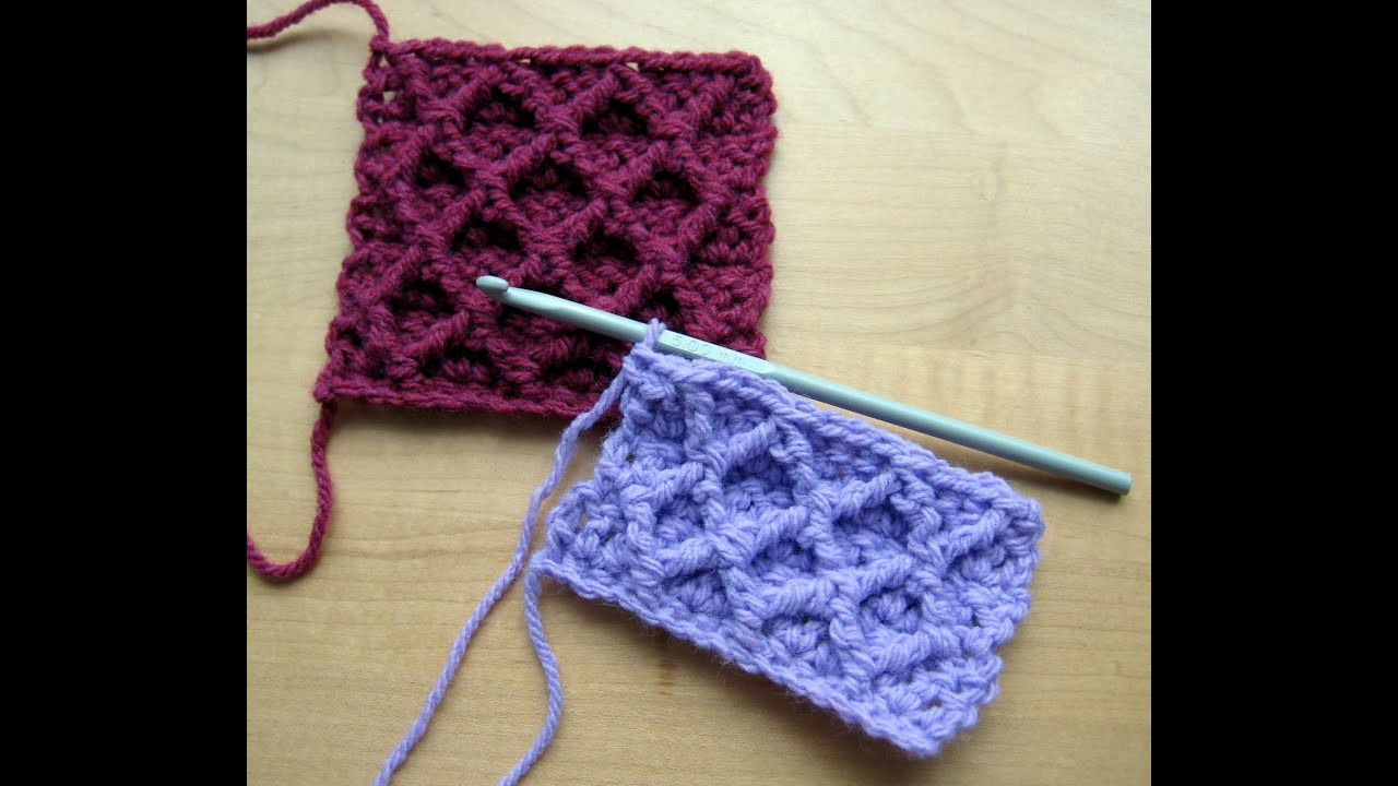 Awesome Front Back Post Double Crochet Youtube Dc Crochet Stitch Of Gorgeous 46 Images Dc Crochet Stitch