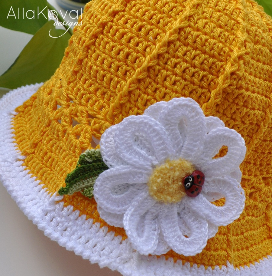 Awesome Garden Party Crochet Hat Free Pattern for Kids & Adult Crochet Patterns for Kids Of Gorgeous 46 Photos Crochet Patterns for Kids