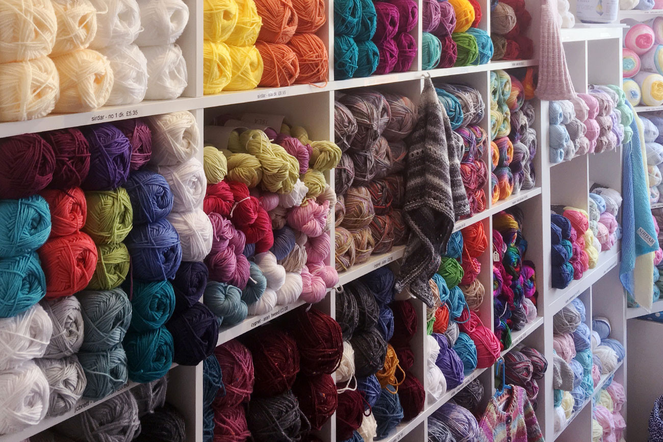 Awesome Get Crafty In York – as Pop Up Shops Celebrate Yarn Shop Yarn Outlet Of Amazing 50 Photos Yarn Outlet