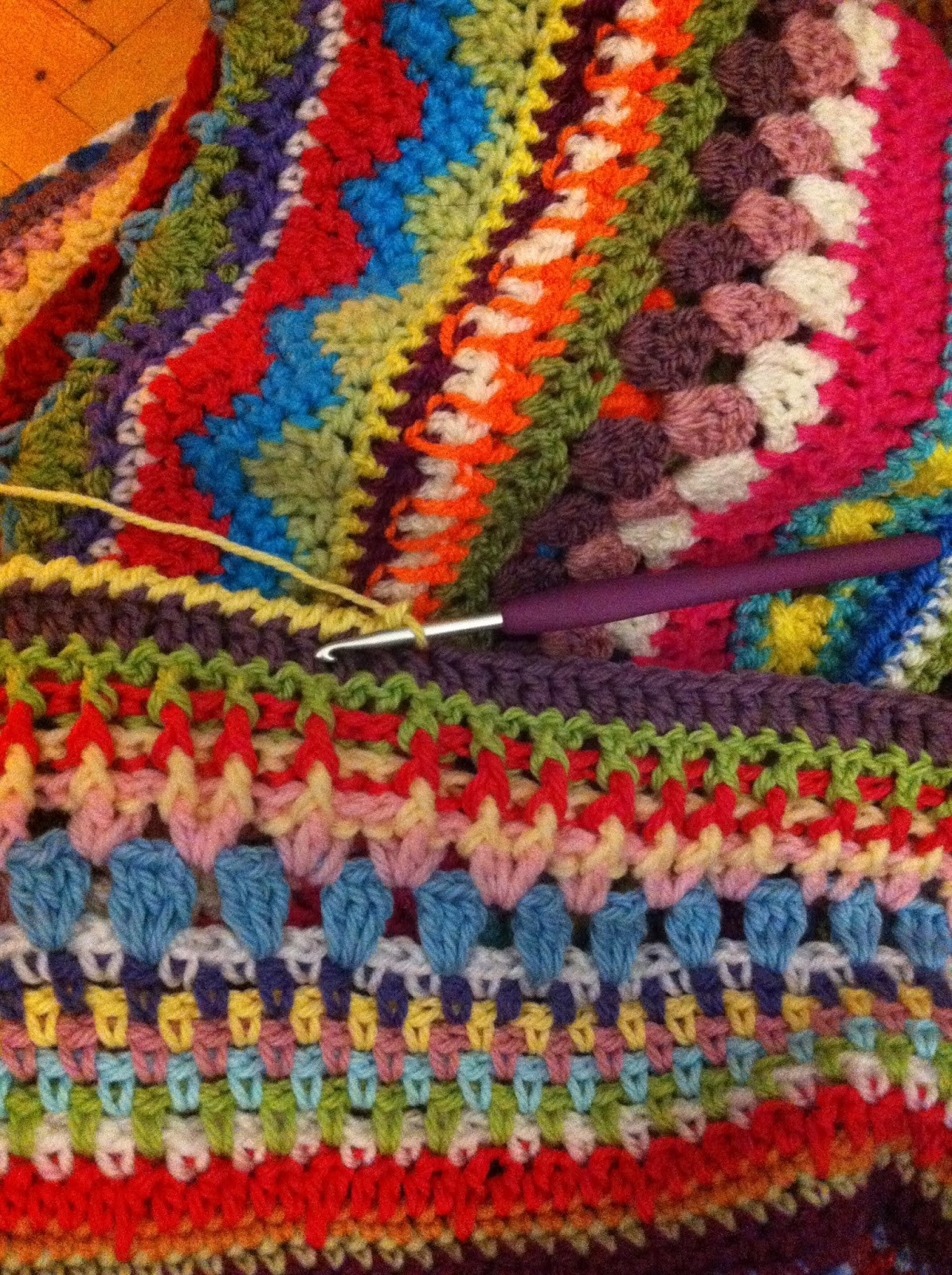 Get Hooked on Crochet Before the year ends