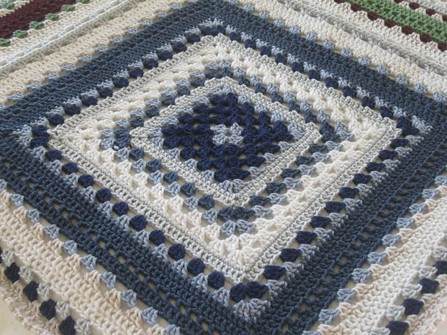Awesome Giant Granny Square by Daria Nassiboulina Free Pattern Large Granny Square Pattern Of New 47 Photos Large Granny Square Pattern
