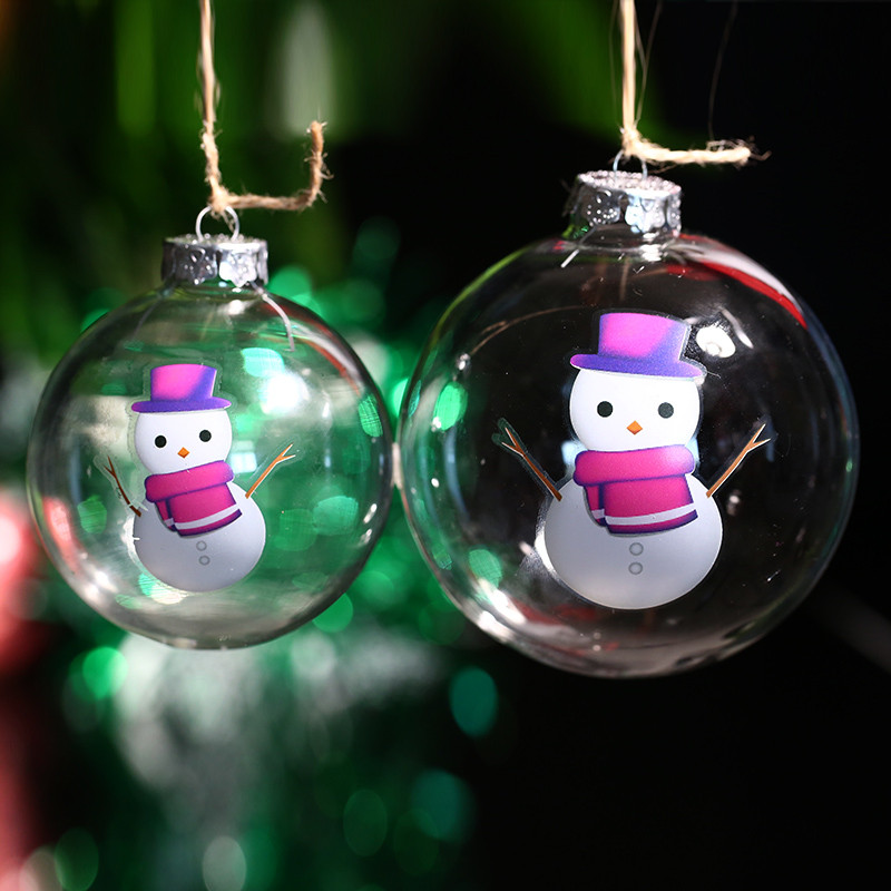 Awesome Glass Bauble Promotion Shop for Promotional Glass Bauble Glass Christmas Balls Of Innovative 40 Models Glass Christmas Balls